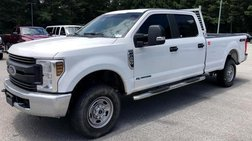 2019 Ford F-250 King Ranch Crew Cab 4WD