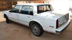 1986 Oldsmobile Ninety-Eight Regency Brougham