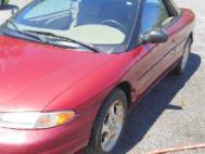 1998 Chrysler Sebring JXi
