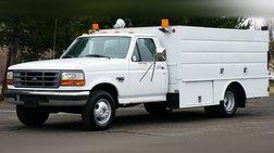 1997 Ford F-350 XL Utility Body 7.3L Turbo Diesel Service Truck