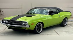 1974 Dodge Challenger Coupe