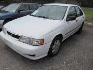 1998 Nissan Sentra GXE