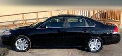2012 Chevrolet Impala LT Fleet