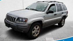 Used Jeep Grand Cherokee Under $5,000: 842 Cars from $795