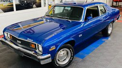 1973 Chevrolet Nova - SUPER SPORT - 4 SPEED - SEE VIDEO -