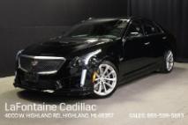 2018 Cadillac CTS-V Base