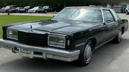 1977 Oldsmobile Toronado XS
