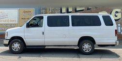 2012 Ford E-Series Wagon E-350 Super Duty XL