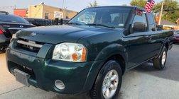 2001 Nissan Frontier XE