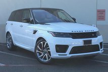 2019 Land Rover Range Rover Sport Autobiography