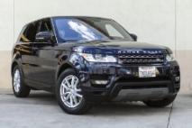 2017 Land Rover Range Rover Sport SE Td6