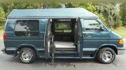 2002 Dodge Ram Van HANDICAP POWER WHEELCHAIR RAMP LOW 52K MILES!