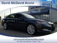 2014 Acura RLX w/Krell Audio