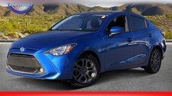 2019 Toyota Yaris LE