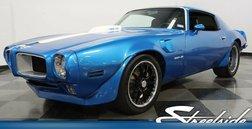 1971 Pontiac Firebird Trans Am Restomod