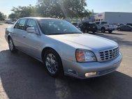 2002 Cadillac DeVille DTS