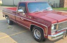 1978 Chevrolet Silverado 1500
