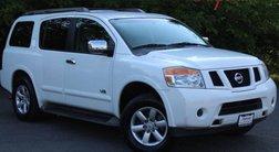 2008 Nissan Armada Unknown