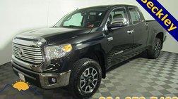2017 Toyota Tundra Limited