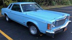 1977 Mercury restored