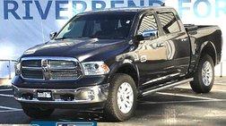 2015 Ram Ram Pickup 1500 Laramie Longhorn