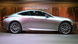 2019 Lexus RC 300 300 AWD - Stunning 3.5L V6! Only 7k & Must See !!!