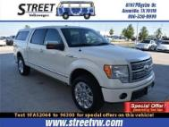 2009 Ford F-150 Platinum