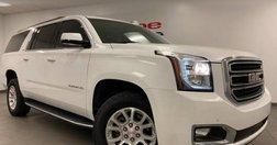 2017 GMC Yukon XL SLT 1500