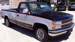 1990 Chevrolet C/K 1500 C1500