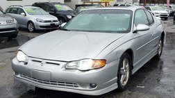 2004 Chevrolet Monte Carlo SS Supercharged