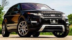 2014 Land Rover Range Rover Evoque Coupe Dynamic