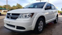2012 Dodge Journey American Value Pack