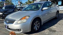 2008 Nissan Altima Hybrid Base