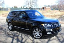 2016 Land Rover Range Rover SVAutobiography LWB