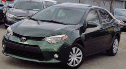 2014 Toyota Corolla Unknown