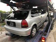 1996 Honda Civic DX