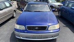 1997 Lexus GS 300 Base
