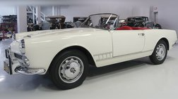 1959 Alfa Romeo Spider by Touring | Restoration completed in Europe