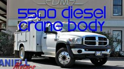 2008 Dodge Ram 5500 Base