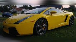 2005 Lamborghini Gallardo Base
