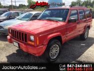1997 Jeep Cherokee Country