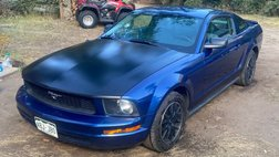 2007 Ford Mustang base