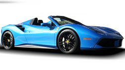 2017 Ferrari 488 Spider Base