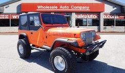 1987 Jeep Wrangler Laredo