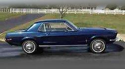1967 Ford Mustang 2door