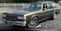 1987 Chevrolet Caprice Base