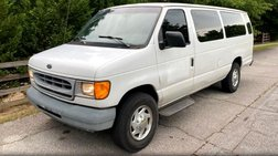 1999 Ford E-350 E-350 Extended