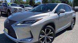2020 Lexus RX 450h Base