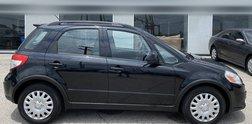 2010 Suzuki SX4 Crossover Base