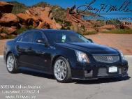 2010 Cadillac CTS-V Base